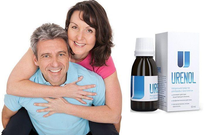 Средство от простатита Urenol ( Уренол)