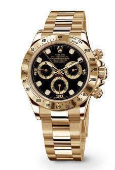 Стильные мужские часы Rolex Daytona