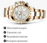 Стильные мужские часы Rolex Daytona, фото 4