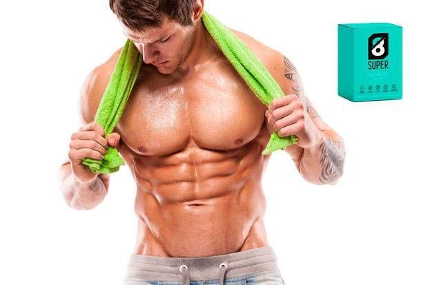 Супер 8 — спортивное питание для набора мышечной массы