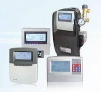 Моноблочные контроллеры для гелиосистем под давлением (замкнутый контур)
