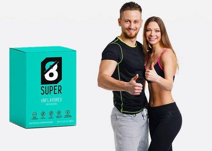 Супер 8 — засіб для росту м'язів і набору ваги