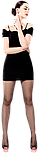 Суперпрочные колготки Iron lady, фото 4