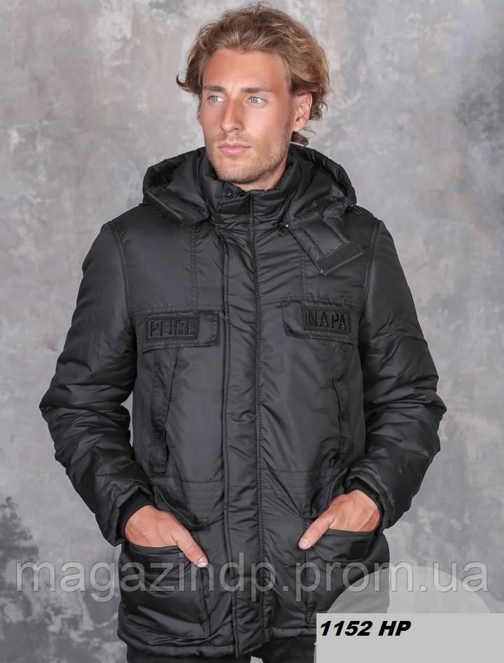 Зимняя мужская куртка 1152 НР Код:807318184