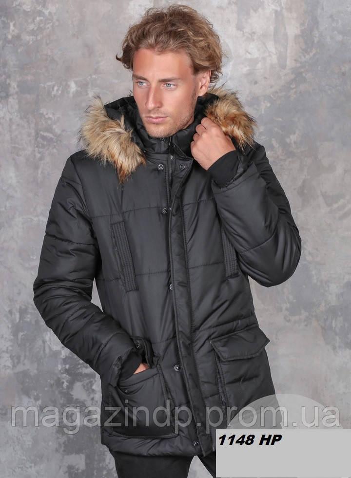 Зимняя мужская куртка Аляска 1148 НР Код:807294824