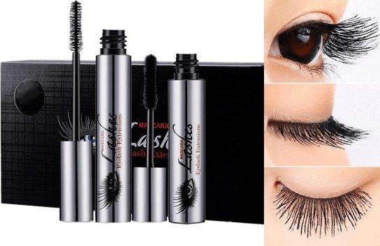 Тушь 4D Silk Fiber Lash Mascara с шелковыми волокнами