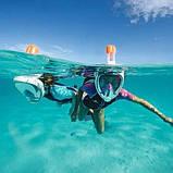 Уникальная подводная маска для снорклинга Easybreath, фото 4