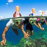 Уникальная подводная маска для снорклинга Easybreath, фото 10