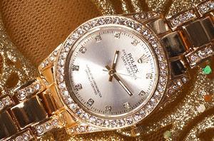 Уникальные современные часы Rolex Oyster Women