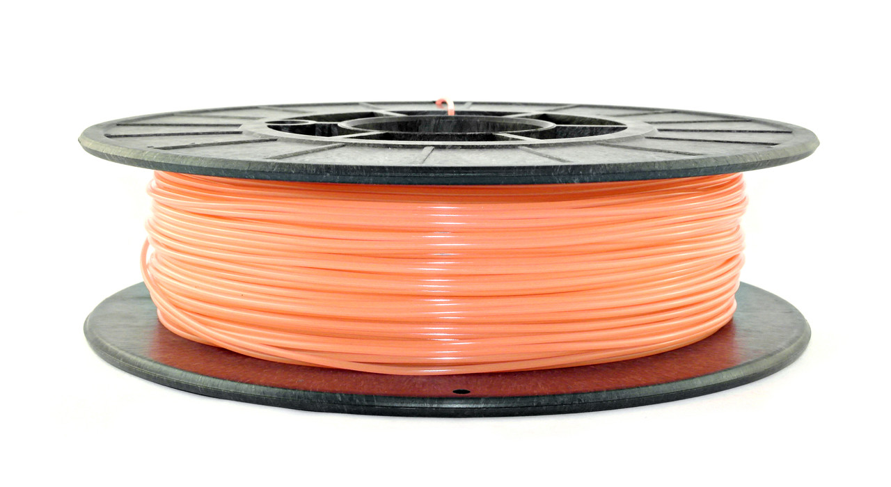 Коралловый флюр (светоотражающий) PLA (1.75 мм/0.5 кг)