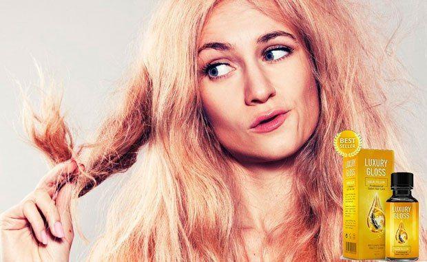 Филлер для волос Luxury Gloss