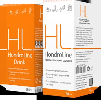 Хондролайн крем для лечения суставов