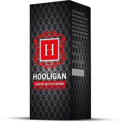 Хулиган (Hooligan) — капли для потенции