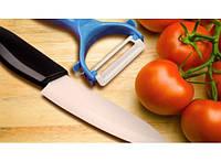 Керамический нож и овощечистка 92-871433