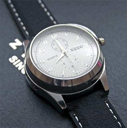 Часы зажигалка «ZIPPO»