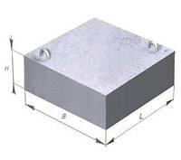 Опорная подушка бетонная ОП - 4