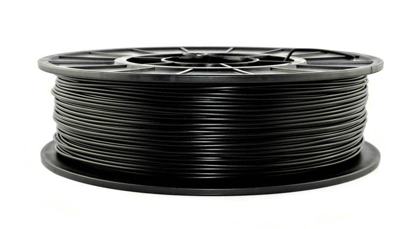 Черный PLA (1.75 мм/0.75 кг), фото 2