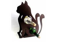 Подставка для бутылки Кот 185-18410591