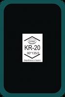 Пластырь радиальный KR -20 (90х135 мм) Simval