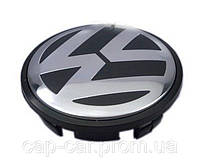 Колпачки заглушки для литых дисков Volkswagen  7L6601149B (70мм), фото 1