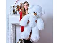 Плюшевый медведь Украина 135 см Белый 196-19112838