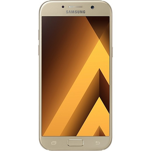 Смартфон Samsung Galaxy A5 2017 Gold (SM-A520FZDD)