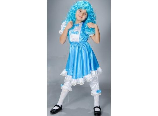 f50c4c0c0f6 Детский карнавальный костюм Мальвина 342-32313404