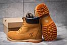 Зимние ботинки  на мехуTimberland 6 Premium Boot, рыжие (30651) размеры в наличии ► [  40 41  ], фото 4