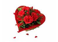 Сердце из конфет Для любимой 229-18414330