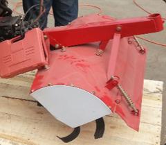 Дизельный мототрактор Forte T-121EL-HT