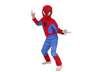 Детский карнавальный костюм Спайдермен объемный 342-32315099