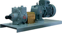 Насосный агрегат Z 3500 CORKEN для перегрузки аммиака, 490 л/мин