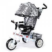 Детский трехколесный велосипед Zoo-Trike TILLY накачка, фото 1