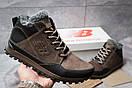 Зимние ботинки  на мехуNew Balance Expensive, коричневые (30672) размеры в наличии ► [  41 (последняя пара)  ], фото 2