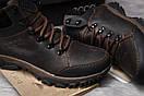 Зимние кроссовки  на мехуEcco Techmotion, коричневые (30711) размеры в наличии ► [  42 43 45  ], фото 6