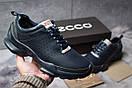Зимние кроссовки  на мехуEcco Biom, синие (30063) размеры в наличии ► [  41 (последняя пара)  ], фото 2