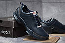 Зимние кроссовки  на мехуEcco Biom, синие (30063) размеры в наличии ► [  41 (последняя пара)  ], фото 5