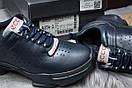 Зимние кроссовки  на мехуEcco Biom, синие (30063) размеры в наличии ► [  41 (последняя пара)  ], фото 6