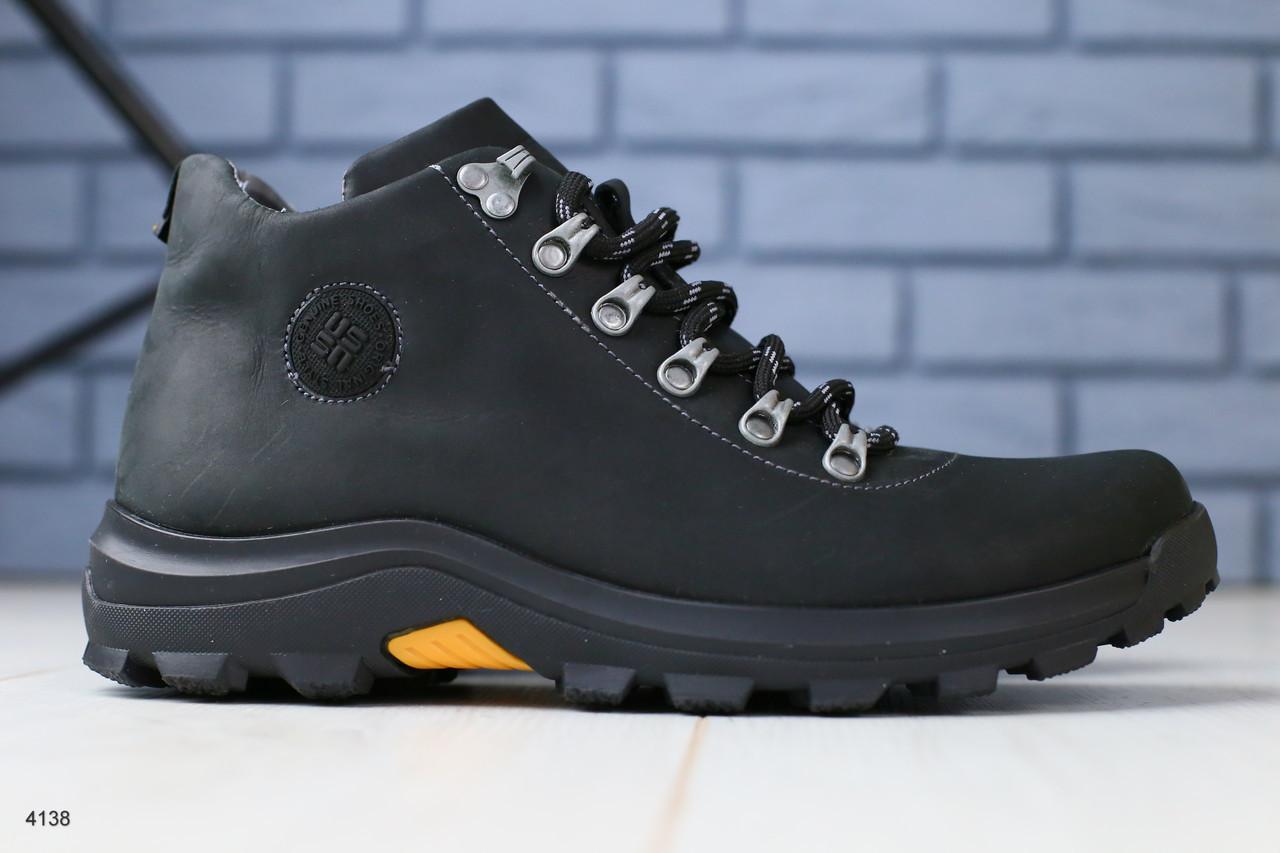 59ddcd0d2 Зимние кожаные мужские ботинки на шнурках, цена 1 550 грн., купить в ...