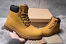 Зимние ботинки  на мехуTimberland Premium Boot, рыжие (30731) размеры в наличии ► [  39 (последняя пара)  ], фото 2