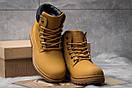 Зимние ботинки  на мехуTimberland Premium Boot, рыжие (30731) размеры в наличии ► [  39 (последняя пара)  ], фото 3