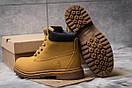 Зимние ботинки  на мехуTimberland Premium Boot, рыжие (30731) размеры в наличии ► [  39 (последняя пара)  ], фото 4
