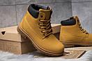 Зимние ботинки  на мехуTimberland Premium Boot, рыжие (30731) размеры в наличии ► [  39 (последняя пара)  ], фото 5