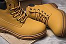 Зимние ботинки  на мехуTimberland Premium Boot, рыжие (30731) размеры в наличии ► [  39 (последняя пара)  ], фото 6