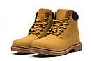 Зимние ботинки  на мехуTimberland Premium Boot, рыжие (30731) размеры в наличии ► [  39 (последняя пара)  ], фото 7