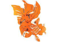 Часы Вуалехвост Оранжевый 110-10816202