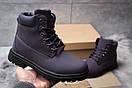 Зимние ботинки  на мехуTimberland Premium Boot, фиолетовые (30736) размеры в наличии ► [  38 40  ], фото 2