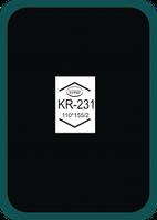Пластырь радиальный KR-231 (110х155 мм) Simval
