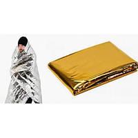 Одеяло спасательное термоодеяло Rettungsdeck