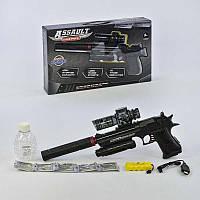 Пистолет МР-1 (24) с водяными пулями